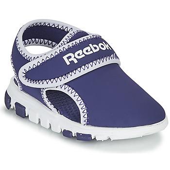 Schoenen Kinderen Sandalen / Open schoenen Reebok Sport WAVE GLIDER III Blauw / Grijs