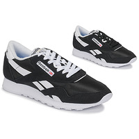Schoenen Lage sneakers Reebok Classic CL NYLON Marine