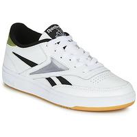 Schoenen Dames Lage sneakers Reebok Classic CLUB C REVENGE MARK Wit / Goud