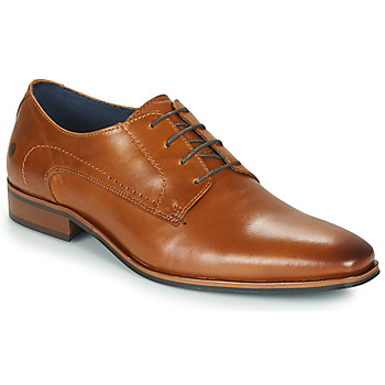 Schoenen Heren Derby Carlington MARCO Cognac
