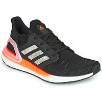 Schoenen Heren Running / trail adidas Performance ULTRABOOST 20 Zwart / Grijs