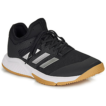 Schoenen Heren Indoor adidas Performance COURT TEAM BOUNCE M Zwart / Wit
