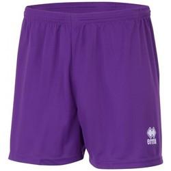 Textiel Heren Korte broeken / Bermuda's Errea Short  New Skin fuchsia