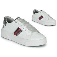 Schoenen Dames Lage sneakers Dockers by Gerli 46BK204-591 Wit