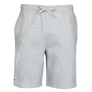 Textiel Heren Korte broeken / Bermuda's Lacoste ANJARA Grijs