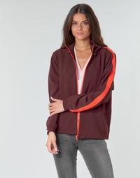 Textiel Dames Sweaters / Sweatshirts Lacoste AMINA Bordeaux