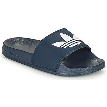 Schoenen Slippers adidas Originals ADILETTE LITE Blauw