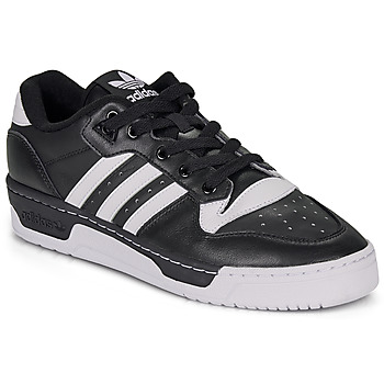 Schoenen Lage sneakers adidas Originals RIVALRY LOW Zwart / Wit