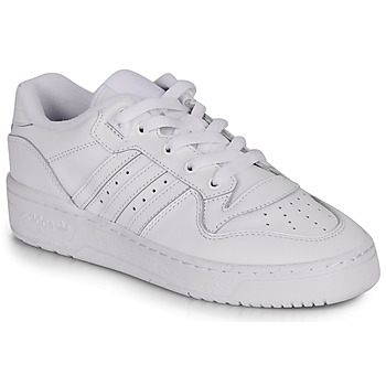 Schoenen Dames Lage sneakers adidas Originals RIVALRY LOW W Wit