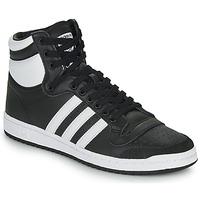 Schoenen Hoge sneakers adidas Originals TOP TEN HI Zwart