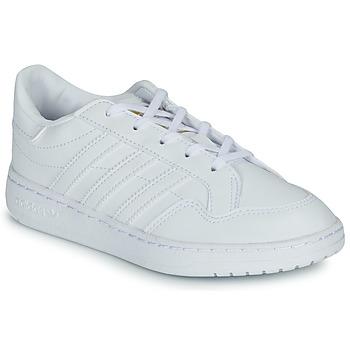Schoenen Kinderen Lage sneakers adidas Originals Novice C Wit