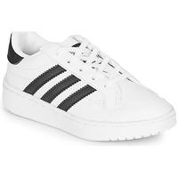 Schoenen Kinderen Lage sneakers adidas Originals Novice C Wit / Zwart
