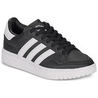 Schoenen Kinderen Lage sneakers adidas Originals Novice J Zwart / Wit