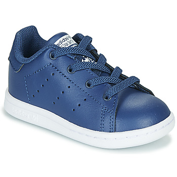 Schoenen Jongens Lage sneakers adidas Originals STAN SMITH EL I Marine