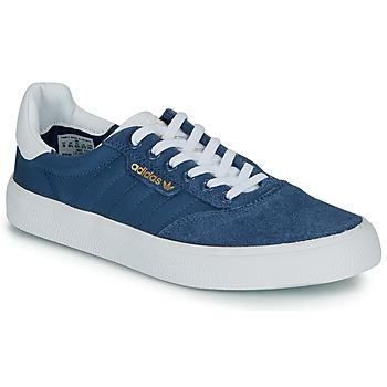 Schoenen Lage sneakers adidas Originals 3MC Marine
