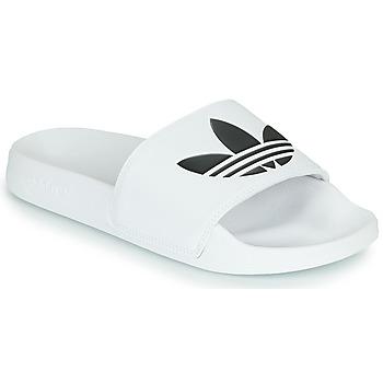 Schoenen Slippers adidas Originals ADILETTE LITE Wit