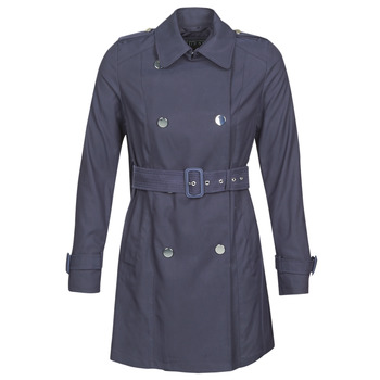 Textiel Dames Trenchcoats Guess CECILIA TRENCH Marine