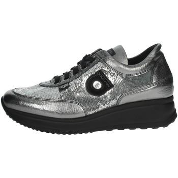 Schoenen Dames Lage sneakers Agile By Ruco Line 1304 Steel grey