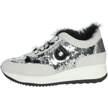 Schoenen Dames Lage sneakers Agile By Ruco Line 1304 Silver