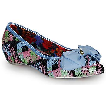 Schoenen Dames Ballerina's Irregular Choice MINT SLICE Roze / Blauw