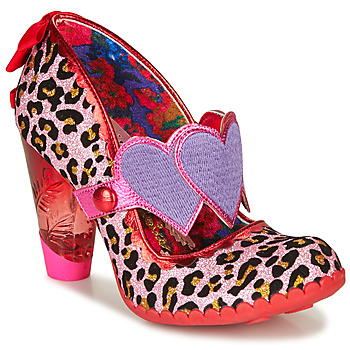 Schoenen Dames pumps Irregular Choice LOCKHART Rood