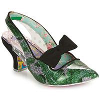 Schoenen Dames pumps Irregular Choice PARADOX Groen / Zwart