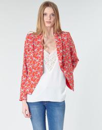 Textiel Dames Jasjes / Blazers Le Temps des Cerises KARMA Lipstick