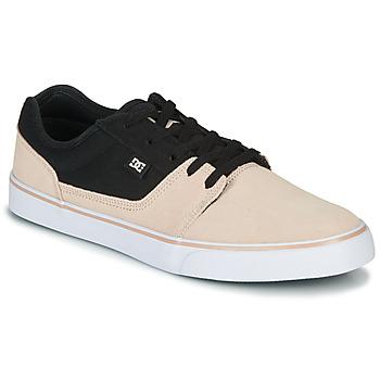 Schoenen Heren Lage sneakers DC Shoes TONIK Beige / Zwart
