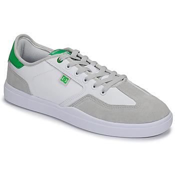 Schoenen Heren Lage sneakers DC Shoes VESTREY Wit / Groen