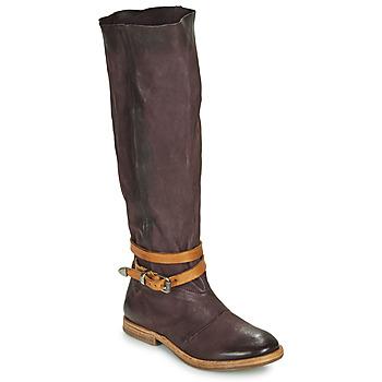 Schoenen Dames Hoge laarzen Airstep / A.S.98 ZEPORT HIGH Violet