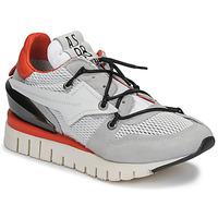Schoenen Dames Lage sneakers Airstep / A.S.98 DENASTAR Wit / Rood