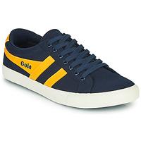 Schoenen Heren Lage sneakers Gola VARSITY Marine / Geel