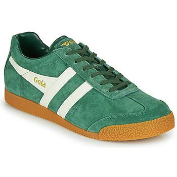 Schoenen Heren Lage sneakers Gola HARRIER Groen