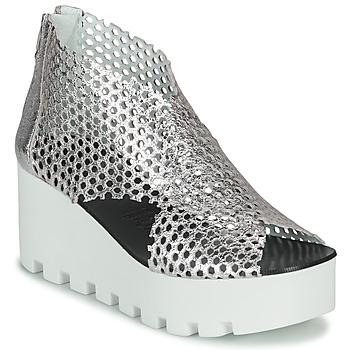 Schoenen Dames Sandalen / Open schoenen Sweet Lemon STYM Zilver