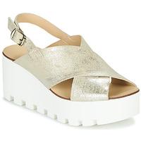 Schoenen Dames Sandalen / Open schoenen Sweet Lemon SUAX Goud