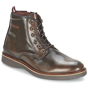 Schoenen Heren Laarzen Coxx Borba MSATA-605.01 Brown