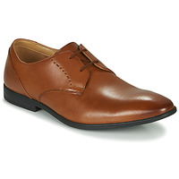 Schoenen Heren Derby Clarks BAMPTON LACE Brown