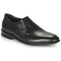 Schoenen Heren Derby Clarks BENSLEY STEP Zwart