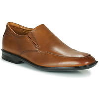 Schoenen Heren Derby Clarks BENSLEY STEP Brown