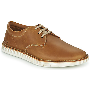 Schoenen Heren Derby Clarks FORGE VIBE Brown