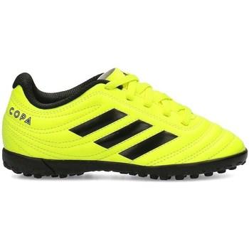 Schoenen Kinderen Voetbal adidas Originals Copa 194 Junior Jaune, Vert clair