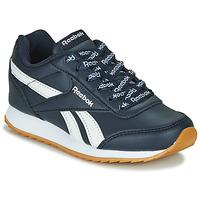 Schoenen Kinderen Lage sneakers Reebok Classic REEBOK ROYAL CLJOG Marine