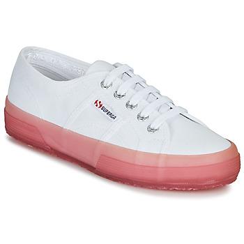 Schoenen Dames Lage sneakers Superga 2750-JELLYGUM COTU Wit