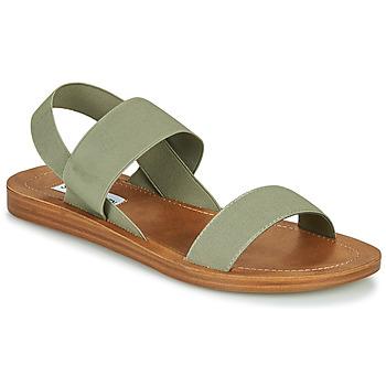Schoenen Dames Sandalen / Open schoenen Steve Madden ROMA Kaki
