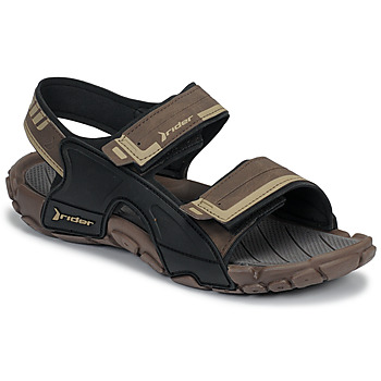 Schoenen Heren Slippers Rider TENDER SANDAL XI AD Brown