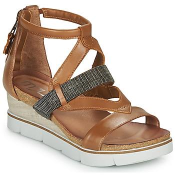 Schoenen Dames Sandalen / Open schoenen Mjus TAPASITA  camel