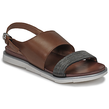 Schoenen Dames Sandalen / Open schoenen Mjus CATANA Brown