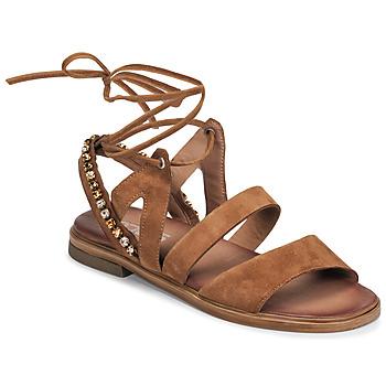 Schoenen Dames Sandalen / Open schoenen Mjus GRAM LACE  camel