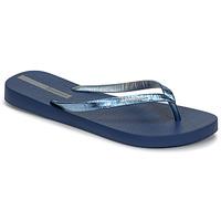 Schoenen Dames Slippers Ipanema GLAM II Blauw