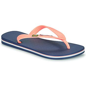 Schoenen Meisjes Slippers Ipanema CLAS BRASIL II Blauw / Orange